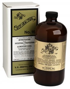 Image of VITRATOX #16 Detoxificant for Daily Maintenance and Detoxification