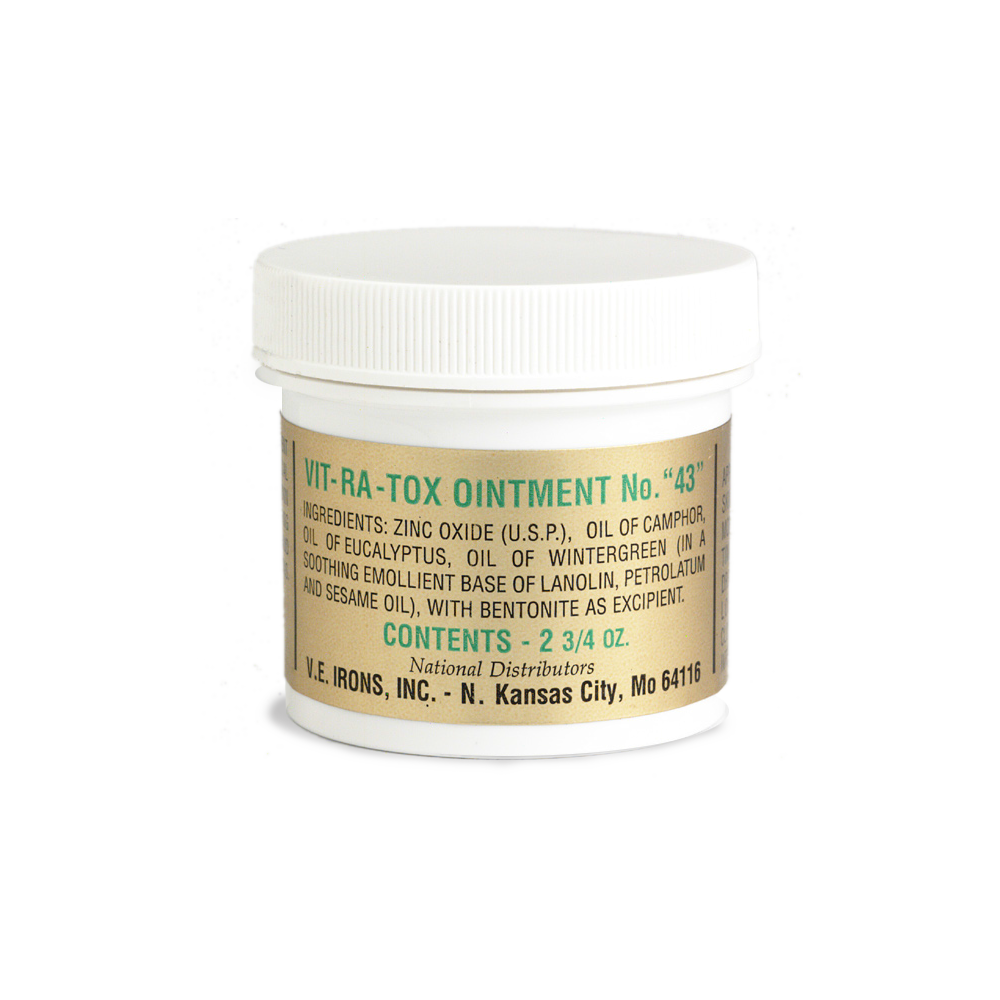 Image of Vit-Ra-Tox #43 Oil Base Salve