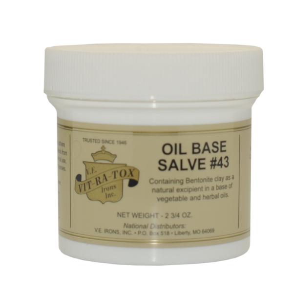 Image of V.E. Irons Oil Based Salve